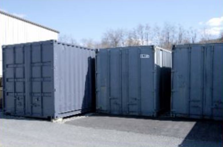 Storage Containers offered in Panora Iowa and the surrounding aria